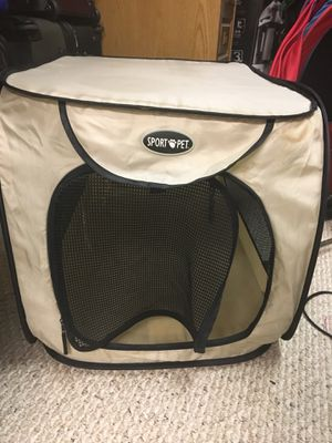 Small Collapsible Dog Kennel $10 for Sale in Charleroi, PA