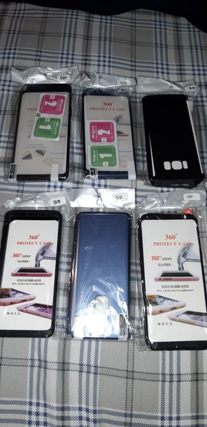 Samsung S8, S9 phone cases for Sale in Harlingen, TX