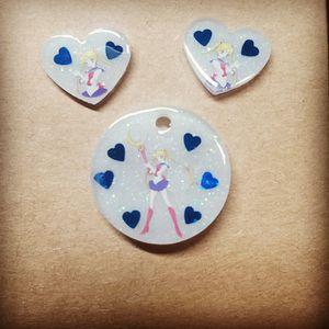 Sailor Moon Resin Set for Sale in Hialeah, FL