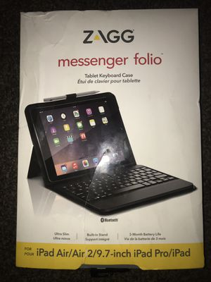 iPad keyboard case for Sale in Fresno, CA