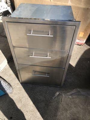 Stainless steel kitchen drawer for Sale in Hacienda Heights, CA