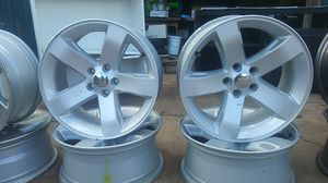 Dodge charger 18 x 7 stock wheels for Sale in Payson, AZ