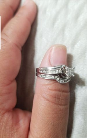 Wedding ring set for Sale in BVL, FL
