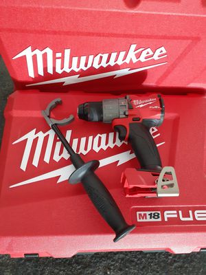 New Milwaukee ⛽Fuel M18 Hammer/Drill 2speeds⚒ (Tool only) for Sale in North Miami Beach, FL