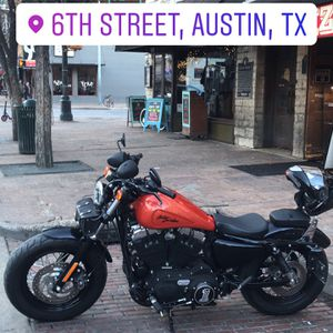 2014 Harley Davidson Sporster 1200 XL1 for Sale in Austin, TX