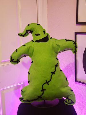 Oogie boogie man stand up prop for Sale in Ontario, CA