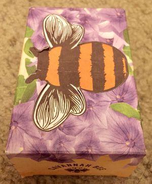 Savannah Bee Company Lemongrass Spearmint Honey Bar Soap for Sale in Speedway, IN