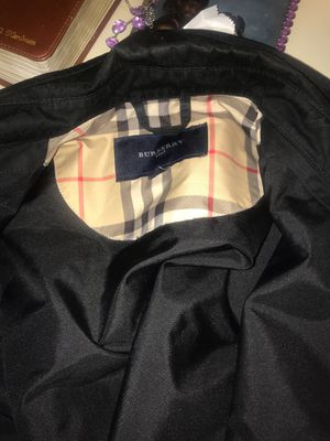 Men's Burberry jacket for Sale in Columbus, OH