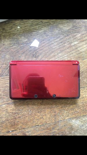 Nintendo 3ds with Pokémon X Version for Sale in Garfield Heights, OH