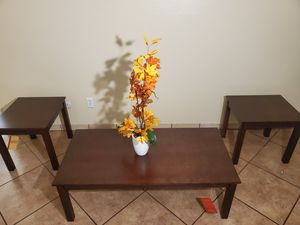Coffee Table 3-Pcs Set Brand New for Sale in Bakersfield, CA