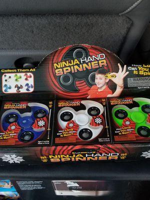 Ninja spinners for Sale in Vidalia, GA