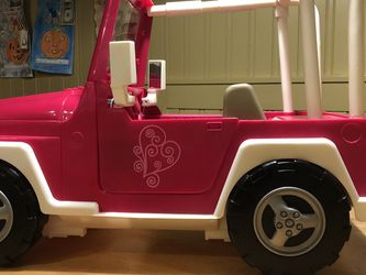 """18"""" Doll Jeep for Ages 7+ for Sale in Seattle,  WA"""