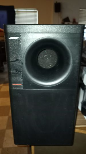 Bose Acoustimass System for Sale in Everett, WA