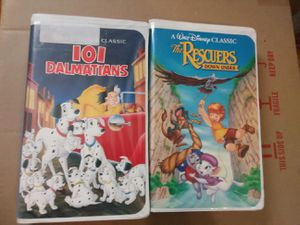 Disney black diamond VHS for Sale in Cartersville, GA