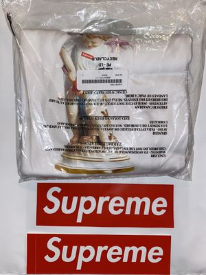 Supreme Cupid Tee White Size L for Sale in Houston, TX