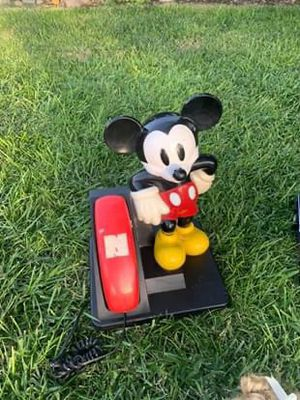 AT&T Mickey Mouse telephone for Sale in Manteca, CA