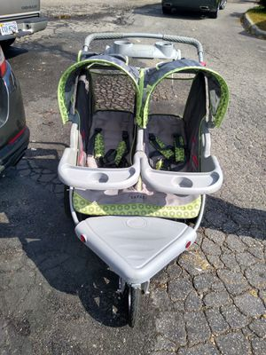 Double stroller 60$ obo for Sale in Norfolk, VA