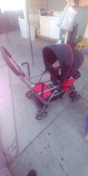 Joovy Caboose Ultralight double stroller for Sale in Compton, CA