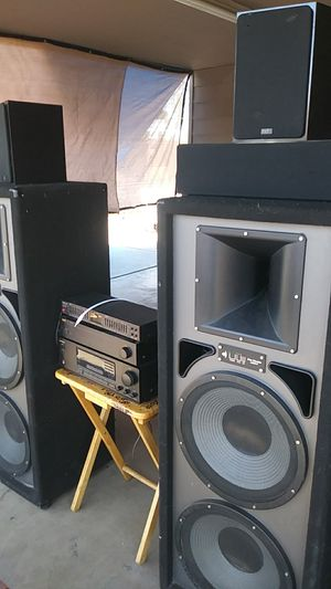 Stereo system for Sale in Phoenix, AZ