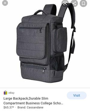 Large backpack for Sale in Modesto, CA