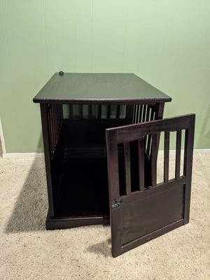 Dog Kennel/End Table for Sale in Tacoma, WA