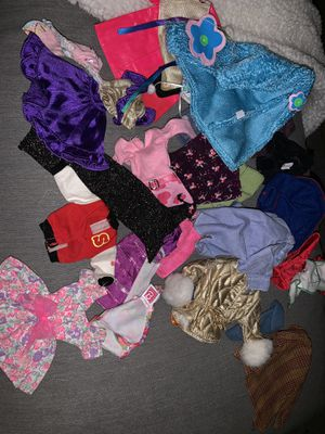 Barbie doll clothes bundle for Sale in Stoughton, MA