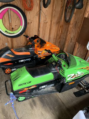 Snowmobile Arctic Cat 120z. for Sale in Downers Grove, IL