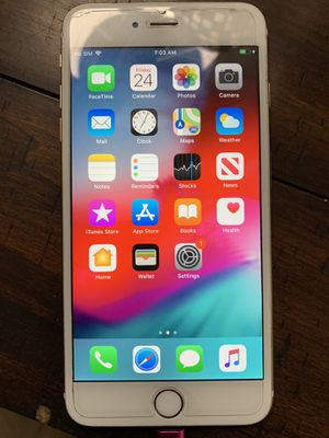 iPhone 6 Plus for Sale in San Jacinto, CA