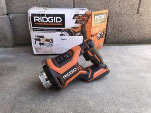 RIDGID 18-Volt OCTANE Brushless MEGAMax Power Base (Tool Only) for Sale in Phoenix, AZ