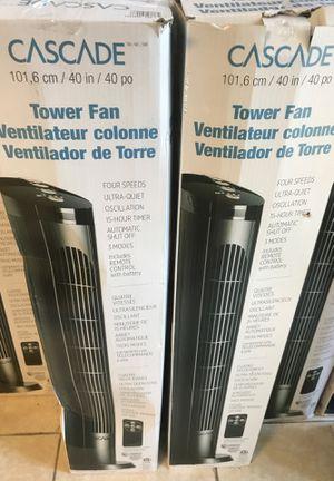 Tower Fan for Sale in Cutler Bay, FL