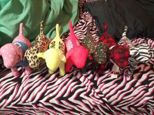 Stuffed pink dogs for Sale in Gary, IN