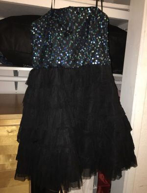 Short black dress with sequins for Sale in Lacey, WA