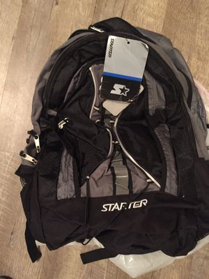 Brand new with tags starter backpack with new steel water bottle for Sale in OCEAN BRZ PK, FL