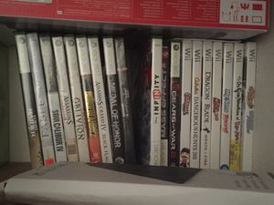 Xbox 360 games for Sale in Milwaukee, WI