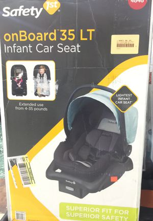 Safety 35LT infant car seat for Sale in Rosemead, CA