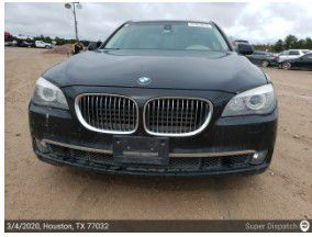 2012 BMW 750i for Sale in Baltimore, MD