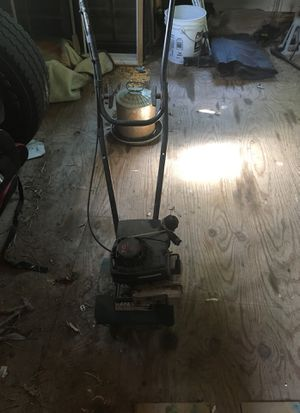 Small tiller needs work for Sale in US