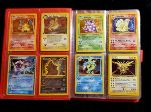 Old Pokemon Collection for Sale in Gilbert, AZ