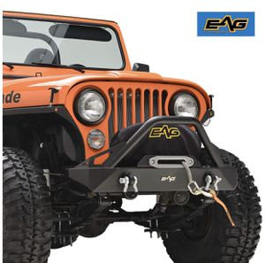 Brand New JEEP WRANGLER CJ 76-86 FRONT METAL BUMPER for Sale in Bloomington, CA