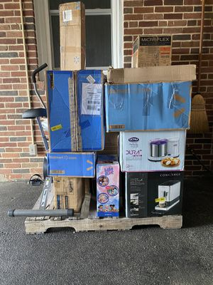 Liquidation Pallet #2 for Sale in Windsor, PA