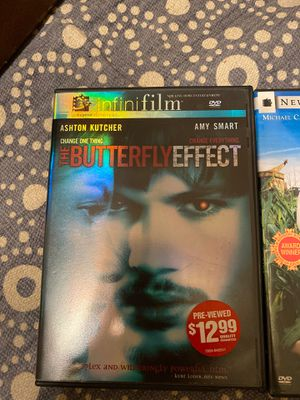 Movies: Butterfly Effect & Secondhand Lions for Sale in Arnold, MO