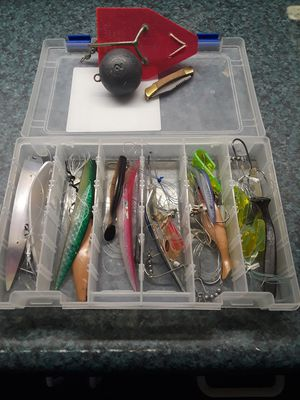 Fishing lures for Sale in Lincoln, CA