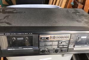 Stereo system with cd changer and receiver... for Sale in Fremont, CA