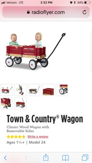 Radio flyer wagon for Sale in Tampa, FL