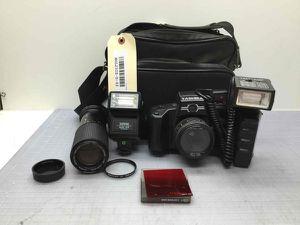 Tashika 50mm Film Camera Optical Lens Flash Lot for Sale in San Jose, CA