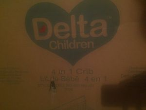 Delta Children baby crib for Sale in E RNCHO DMNGZ, CA