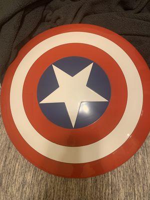 Full Size Captain America Shield for Sale in Monroe, LA
