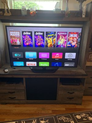 55in LG TV for Sale in FT LEONARD WD, MO