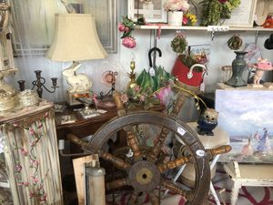 Diff unique antique shoppe all reasonable offers accepted. $1Wheel 495.00 ..always good deals and reasonable {contact info removed} Lori for Sale in CT, US