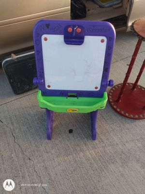 Kids desk / easel for Sale in Pasadena, TX